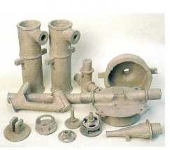 ctesibius pump codina foundry (Madrid) reproduction