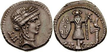 caesar-clementia-coin