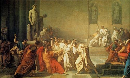 caesar assassination