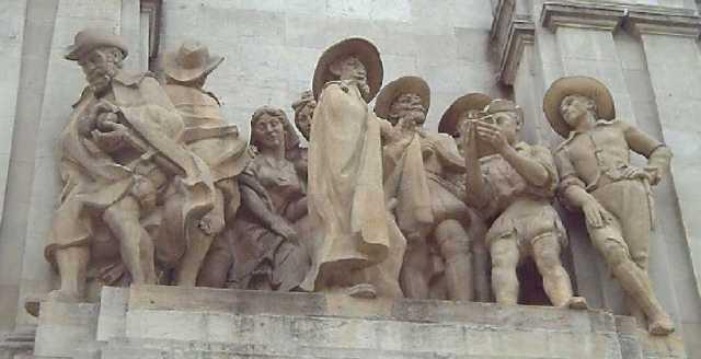 Monumento_a_Cervantes_(Madrid)_07