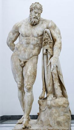 Herakles Farnese MAN Napoli Inv6001 n01CC BY 2.5