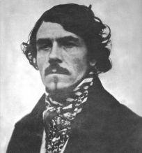 Daguerreotipo de Eugenio Delacroix
